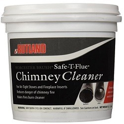 Rutland Safe-T-Flue Chimney Cleaner 5 Pound
