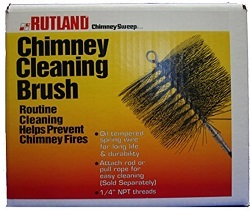 Rutland 11 X 7 Rectangular Wire 1 4 Pipe Thread Chimney Sweep